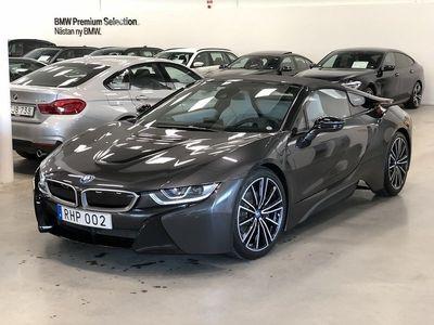 begagnad BMW i8 Roadster / Navi / Laserlight / Head Up
