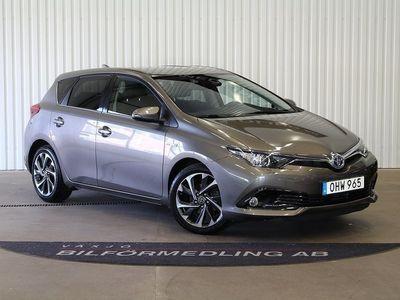 usata Toyota Auris Hybrid 1.8 VVT-i Euro 6 INTENSE ED