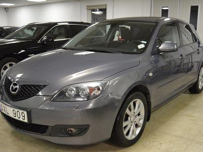 gebraucht Mazda 3 Sport 2.0 150hk GDS-BIL RESERVERAD -07