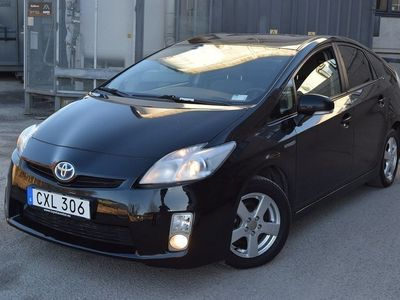 begagnad Toyota Prius 1.8 VVT-i 136hk Svensksåld Acc -10