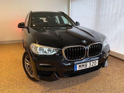 begagnad BMW X3 xDive20d M Sport Aut Dragkrok