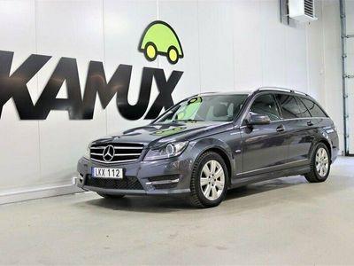 begagnad Mercedes C220 T CDI 4M 4MATIC | AMG | Drag | 360 | SoV | 170HK