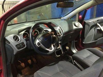 begagnad Ford Fiesta 1.6 tdi Special -09