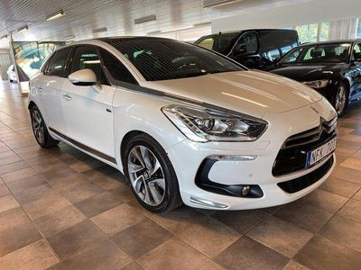 begagnad Citroën DS5 4WD - Hybrid4 Airdream AWD EGS 16
