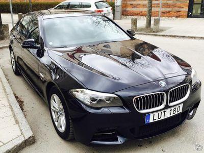 begagnad BMW 530 d Xdrive M-Sport -14