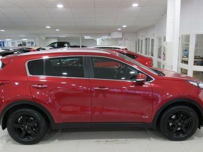gebraucht Kia Sportage 2,0 Crdi AWD Aut Komfort-16 Euro 6