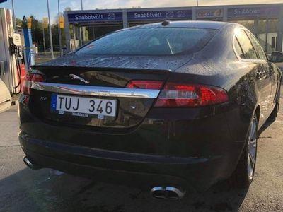 begagnad Jaguar XF 3.0 V6 NAV/SKINN