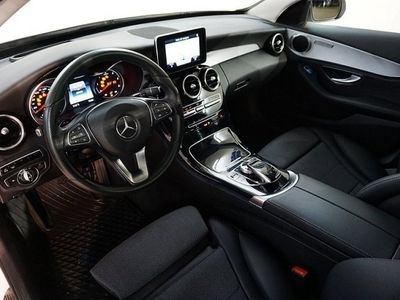 begagnad Mercedes C220 d Kombi Värmare Head Up