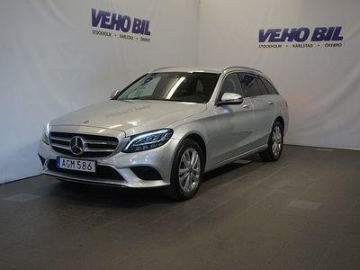 begagnad Mercedes 220 C4MATIC Aut Värmare Backkamera Navi Drag