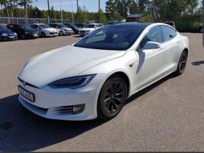 begagnad Tesla Model S long Range