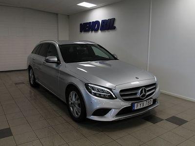 begagnad Mercedes C200 C BenzKombi Avantagrde Aut Drag 2019, Personbil 329 000 kr