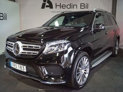 used Mercedes GLS350 d 4MATIC AMG SUV Paket 258hk, 2018