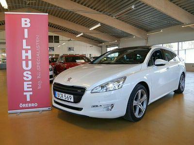 begagnad Peugeot 204 508 SW 2.2GT HDi Aut Drag Värmare