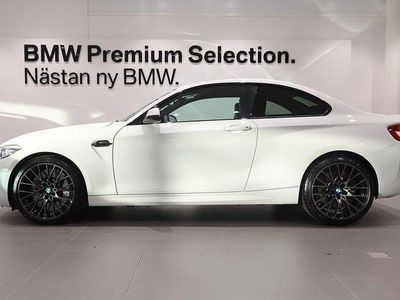 begagnad BMW M2 Competition DCT - Autowåx Bil AB