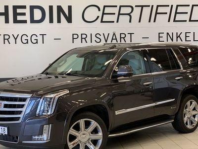 begagnad Cadillac Escalade 6.2 V8 4WD 426hk Platinum 7-Sits
