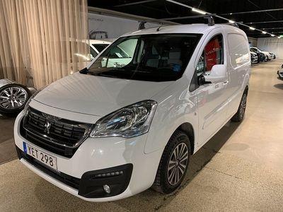 begagnad Peugeot Partner L1 100hk Pro+ Dragkrok
