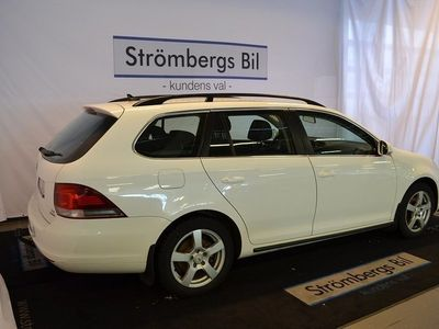 begagnad VW Golf Variant 1,6 TDI 4M -12