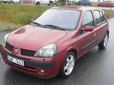 begagnad Renault Clio 1.4 Nybes. UA 13000 Mil Nyservad -02