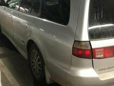 begagnad Mitsubishi Galant H/V