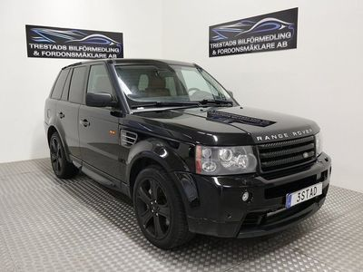 begagnad Land Rover Range Rover Sport 3.6 4WD mån 2008, SUV 89 000 kr