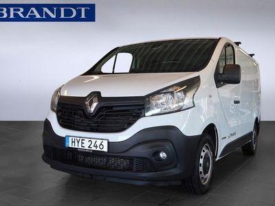 begagnad Renault Trafic  Skåp L1H1 1200 120hk TT S/S