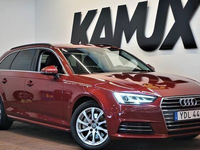begagnad Audi A4 Avant 2.0 TDI | Proline | Sportstolar | M-Värm 2016, Kombi 179 800 kr