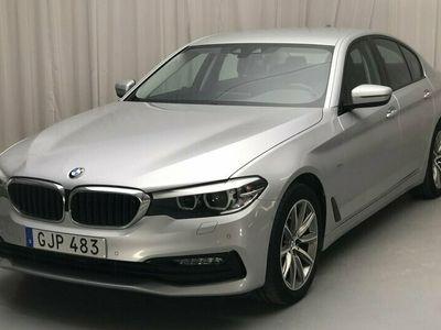 begagnad BMW 520 5-serien i Sedan, G30