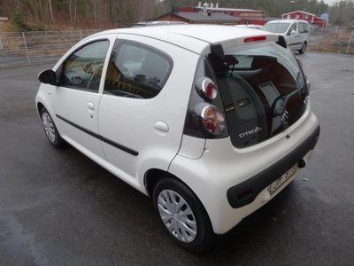 begagnad Citroën C1 1,0l Nordic Edition/End 650mil/Som -14