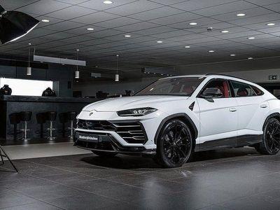 begagnad Lamborghini Urus Full Carbon / 23