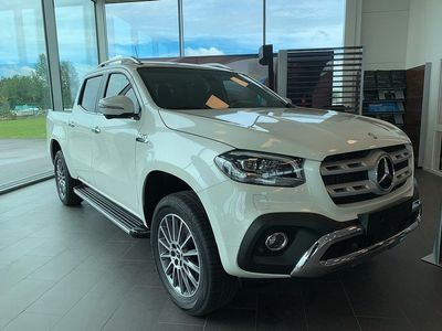 begagnad Mercedes 350 X-KlassD V6 258hk Power Edt Comand Online