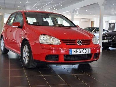 begagnad VW Golf 1.9 TDI Nykamrem