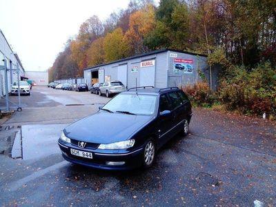 begagnad Peugeot 406 Break 3.0 V6 207hk