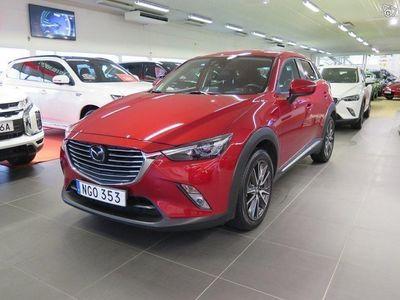 begagnad Mazda CX-3 2.0 OPTIMUM 120HK / MAN / NAVI / BOSE