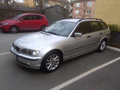 begagnad BMW 318 i /1 Ägare/ Endast 16800-Mil/Nybes