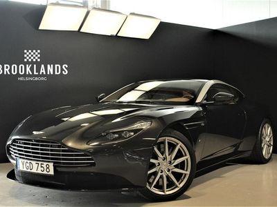 begagnad Aston Martin DB11 Launch Edition V12 608hk