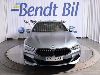 begagnad BMW 840 d Gran Coupe / M Sport / 0,95% RÄNTA