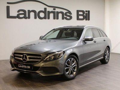 brugt Mercedes C200 Kombi Avantgarde / Drag