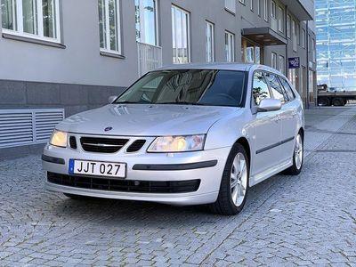 begagnad Saab 9-3 SportCombi 1.8t BioPower Linear 175hk