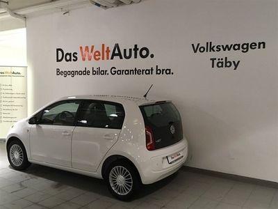 begagnad VW up! HIGH 75HK/Drivepaket/Förlängd Garanti