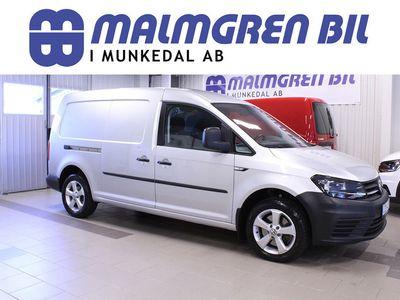 begagnad VW Caddy Maxi 150 DSG Värmare