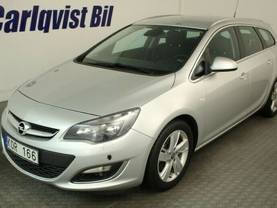 begagnad Opel Astra SPORTS TOURER