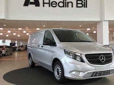 begagnad Mercedes Vito 116 CDI SKÅP LÅNG DUBBLA S -18