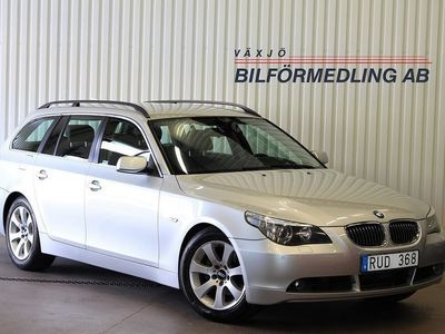 begagnad BMW 525 i Touring Automat 218hk