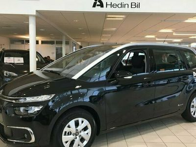 "begagnad Citroën C4 Grand spacetourer ""Feel 130 Automat """"DEMO"""""" 2020, Minibuss Pris 238 350 kr"