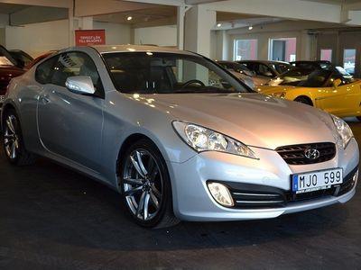 brugt Hyundai Coupé Genesis 3.8 V6 (305hk)