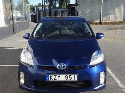 begagnad Toyota Prius Parksensor/Miljöbil/Business