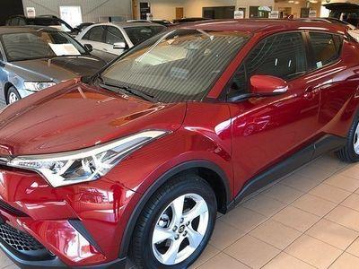 begagnad Toyota C-HR 1.2 Euro 6 2019, SUV 198 000 kr