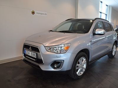 used Mitsubishi ASX 2.2D 4WD / Aut / Business