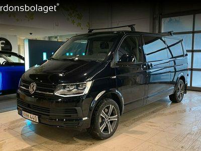 begagnad VW Transporter Kombi 2.0TDI 204hk Värm