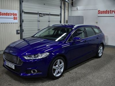 begagnad Ford Mondeo 2.0 TDCi 150Hk Business Kombi